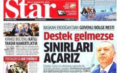 Star Gazetesi Yolun Sonuna Geldi