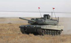 Beklenen Tank: Altay