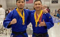 Kırgız Judocular ABD'de 3 Madalya Kazandı