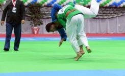 Özbekistan Güreş Şampiyonası Başladı