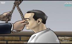 Pedagoji Yerlerde Süründü: EBA TV'de Ders Yayını Yaparken İdam Sahnesi Animasyonu
