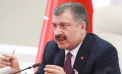 Sağlık Bakanı Koronavirüs Bilim Kurulu Toplantısına Katıldı