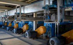 Kazakistan'da Nebati Yağ Fabrikası Açılışı Yapıldı