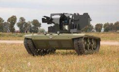 Daha Güvenli Harekât İçin Mehmetçiklere Robot Yardımcı