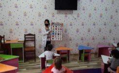 Özbekistan'da Yeşil Bölgelerdeki Kreşler ve Ana Okulları Açılıyor