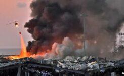 Beyrut'ta patlama: Kaza mı, Sabotaj mı, Askeri Saldırı mı?