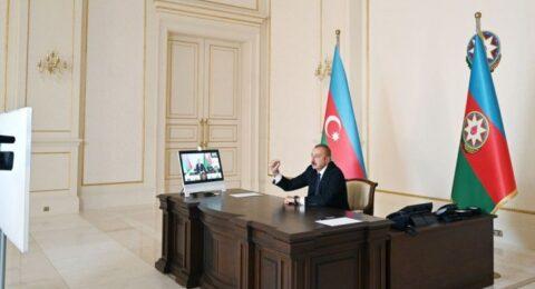 Azerbaycan Ordusu Zengilan'da