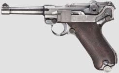 Luger P 8