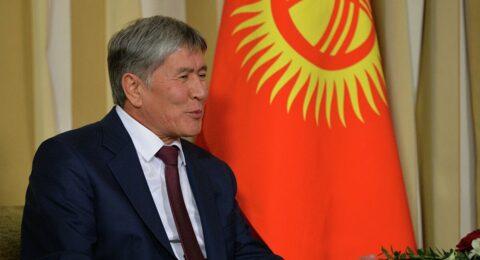 Kırgızistan'da Sular Durulmuyor: Atambayev Yeniden Tutuklandı