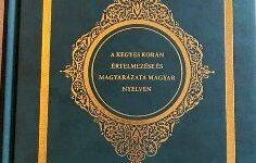 Kur'ân-ı Kerim'in Macarcaya Çevirisi Yapıldı